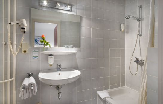Chambre double (confort) Hotel Greif