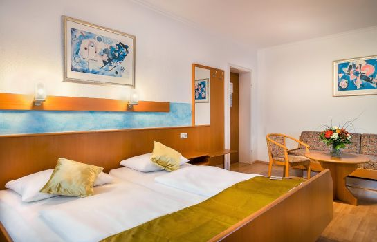 Double room (superior) Novum Hotel Greif