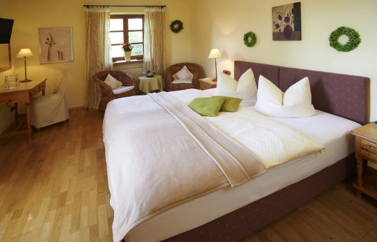 Double room (standard) Oberwirt Gasthof
