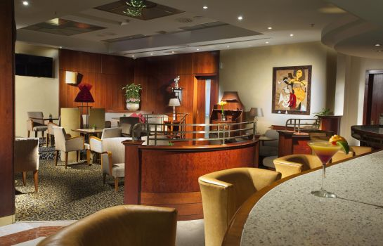 Bar hotelowy InterContinental Hotels PRAGUE
