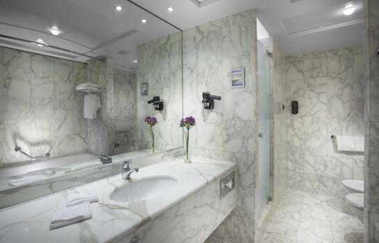 Badezimmer InterContinental Hotels PRAGUE