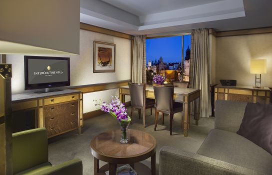 Junior Suite InterContinental Hotels PRAGUE