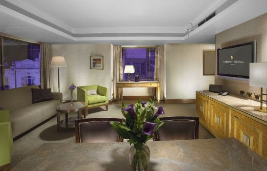 Suite InterContinental Hotels PRAGUE