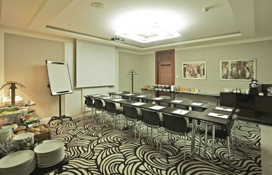 Sala konferencyjna InterContinental PRAGUE