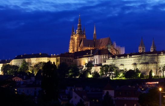 Info InterContinental Hotels PRAGUE