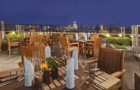 Terrasse InterContinental Hotels PRAGUE