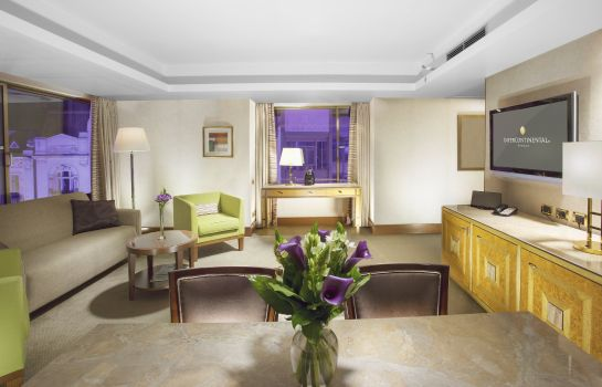 Zimmer InterContinental Hotels PRAGUE