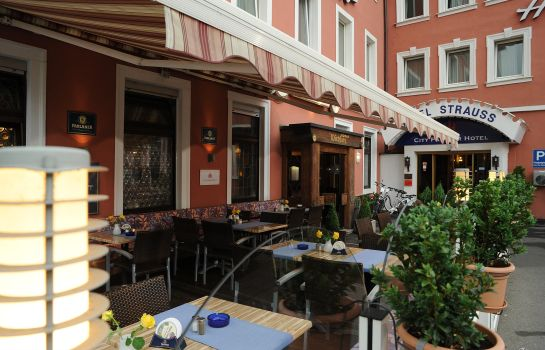 Terrasse City Partner Hotel Strauss