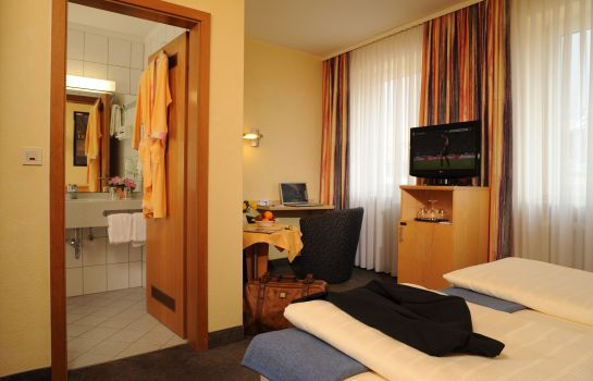 Chambre double (standard) City Partner Hotel Strauss