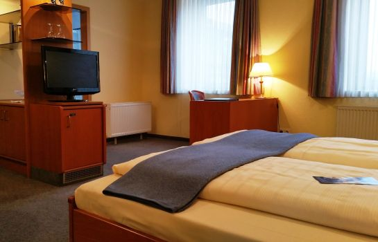 Chambre double (confort) City Partner Hotel Strauss