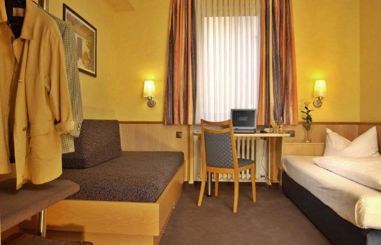 Chambre City Partner Hotel Strauss
