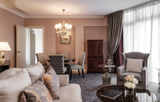 Suite Corinthia Palace Hotel