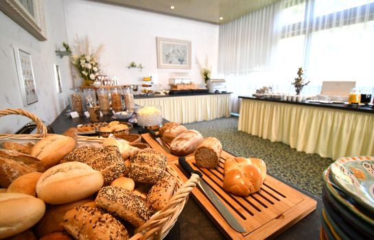 Breakfast buffet Romantik Parkhotel Am Hammerberg