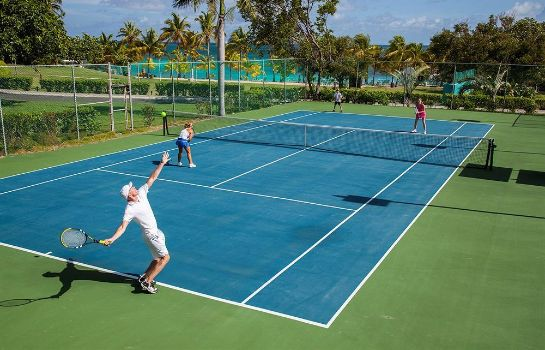 Tennis court The Buccaneer