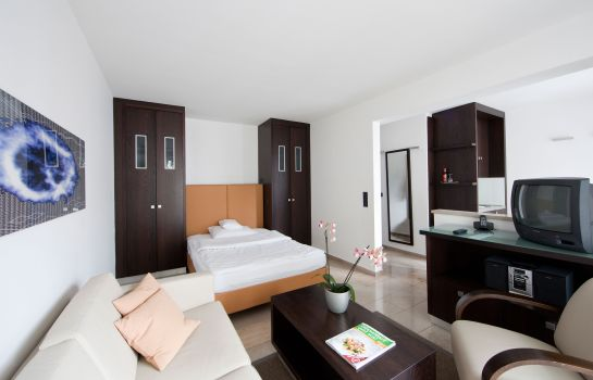 Chambre individuelle (standard) BURNS Apartments Check In: Burns Art, Bahnstr 76