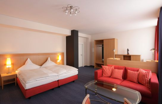 Junior Suite Cityhotel Thüringer Hof  new CLASSIC