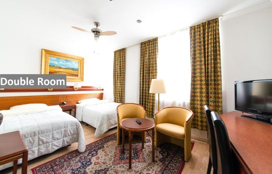 Double room (standard) Ravel International