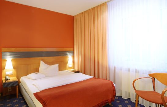 Chambre individuelle (confort) Ringhotel Loew´s Merkur