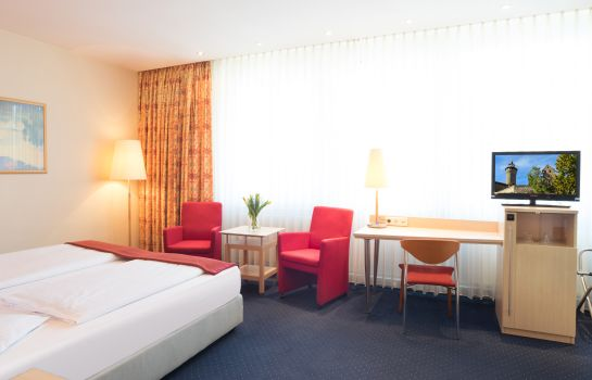Chambre double (confort) Ringhotel Loew´s Merkur