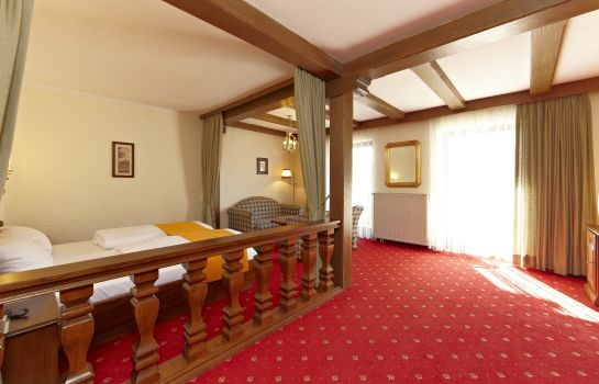 Junior Suite Alpenhotel Rieger