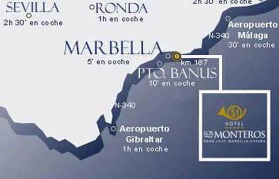 Info Los Monteros Spa & Golf Resort Hotel