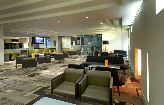 Bar hotelowy Hilton London Kensington