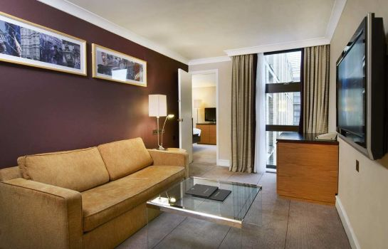 Suite Hilton London Kensington