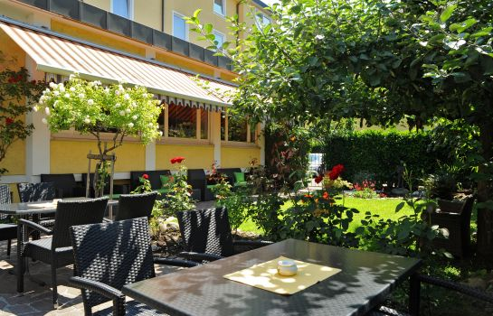 Garten Businesshotel Rosenau
