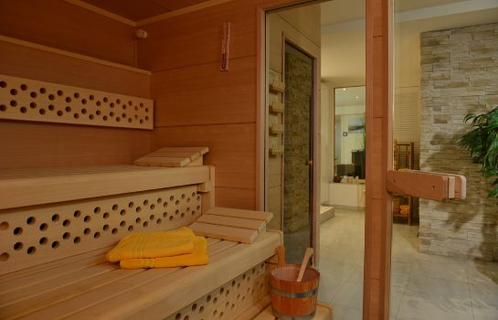 Sauna Businesshotel Rosenau