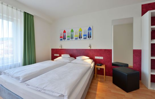 Habitación doble (estándar) Businesshotel Rosenau