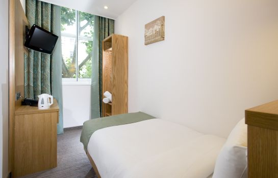 Chambre individuelle (standard) Eden Plaza