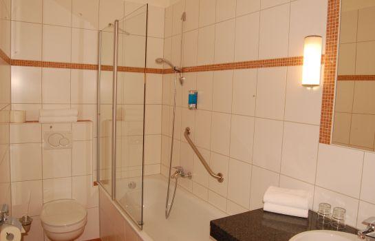 Badezimmer Dom Hotel