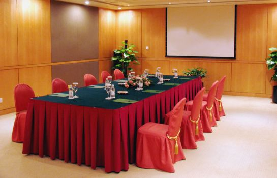 Meeting room Jin Jiang Cathay Building