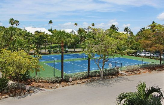 Campo de tennis Sanibel Inn