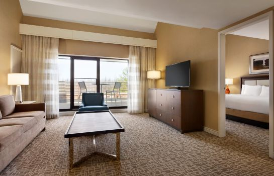 Suite Hilton Boston-Dedham
