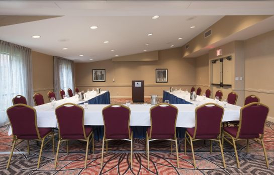 Conference room DoubleTree by Hilton Grand Rapids Airport