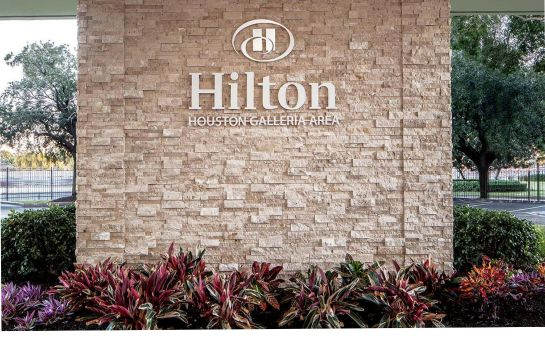 Buitenaanzicht Hilton Houston Galleria Area