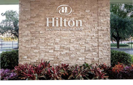 Exterior view Hilton Houston Galleria Area