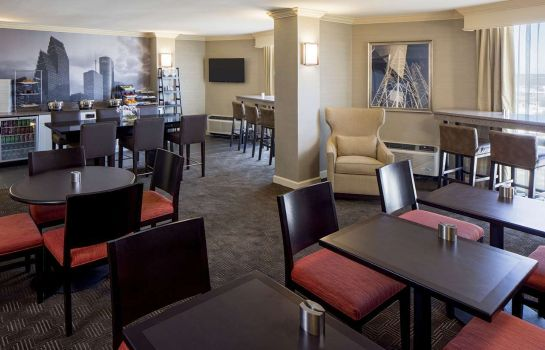 Hotelbar Hilton Houston Galleria Area