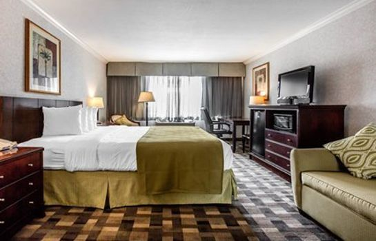 Suite Quality Inn & Suites Montebello - Los Angeles
