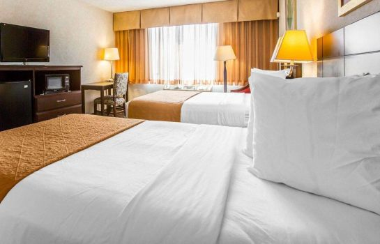 Chambre double (confort) Quality Inn & Suites Montebello - Los Angeles
