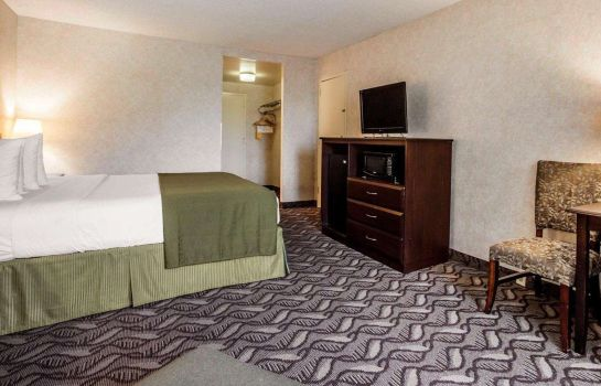 Chambre Quality Inn & Suites Montebello - Los Angeles