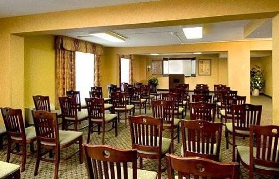 Sala de reuniones WELLESLEY INN ATLANTA AIRPORT