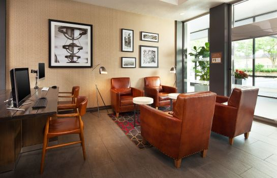 Hotelhalle Four Points by Sheraton San Jose Airport