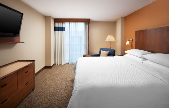 Zimmer Four Points by Sheraton San Jose Airport
