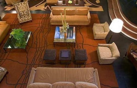 Lobby DoubleTree by Hilton Memphis Downtown