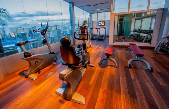 Sports facilities Movenpick Hotel Casablanca