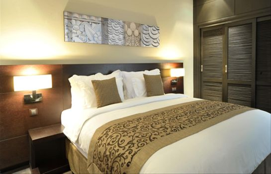 Single room (standard) Moevenpick Hotel Casablanca