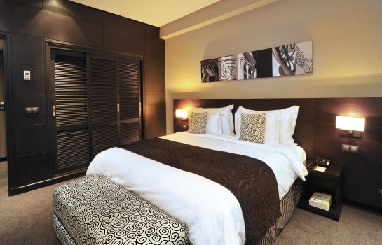Single room (superior) Moevenpick Hotel Casablanca