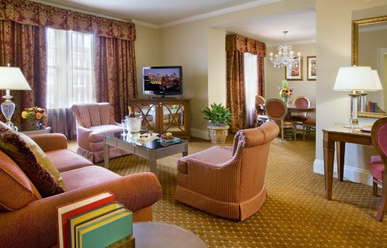 Suite Warwick Melrose Hotel Dallas